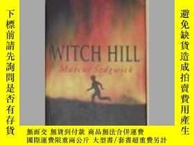 二手書博民逛書店Witch罕見Hill by Marcus Sedgwick 英
