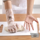 洗碗手套女清潔加厚刷完神器廚房做飯洗菜【小檸檬3C】