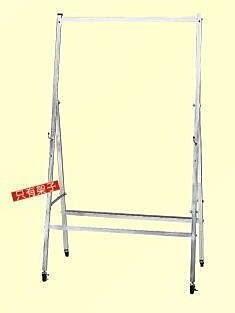 【環保傢俱】鋁合金單面架.白板架125-01(DIY-自組)