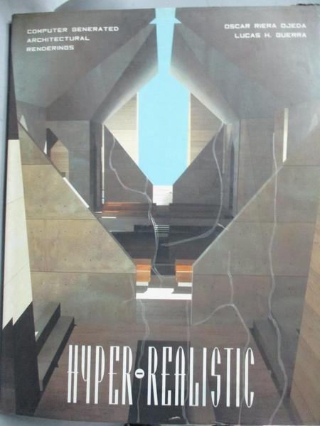 【書寶二手書T7/建築_YAY】Hyper-Realistic_Lucas H. Guerra