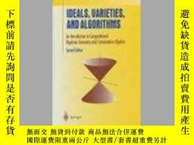 二手書博民逛書店Ideals,罕見Varieties And AlgorithmsY256260 David Cox Spri