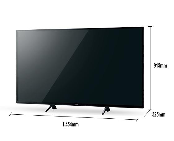 《Panasonic 國際牌》真•自然6原色 65吋 4K液晶電視 TH-65JX750W (含視訊盒)(安裝另計)