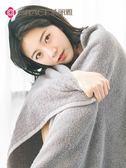 浴巾純棉成人 柔軟吸水全棉加厚男女兒童嬰兒可愛韓版 st1123『毛菇小象』