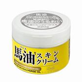 日本製 Loshi 北海道 馬油 220g 護膚霜 馬油保濕乳霜 潤膚霜 4260