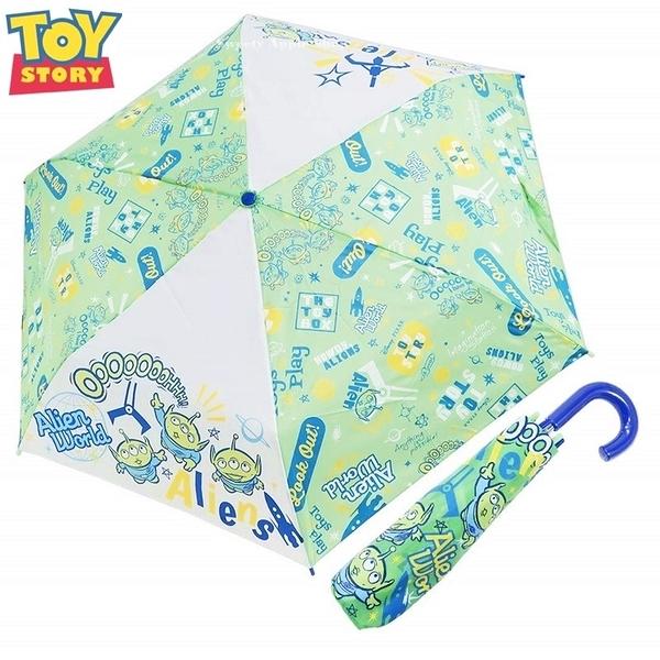 日本限定 迪士尼 玩具總動員 三眼怪 Alien World 折疊傘 / 折疊雨傘