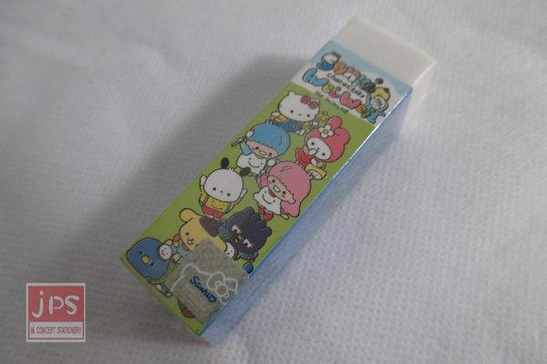 Hello Kitty 凱蒂貓 黏屑型橡皮擦 三麗鷗家族 669392