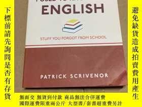 二手書博民逛書店I罕見USED TO KNOW THAT ENGLISHY14581 看图 看图