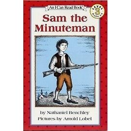 〈汪培珽英文書單〉〈An I Can Read系列:Level 3)Sam the Minuteman / 讀本