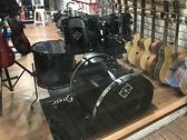 凱傑樂器 Dixon FUSE LIMITED Blade Black 消光黑 搭配9270鈸架組 展示品出清