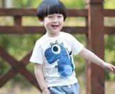 男童夏裝洋氣寶寶夏季童裝 5色