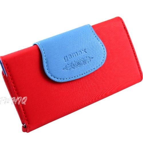 gamax 撞色系列 手機皮套 Samsung S5830 Galaxy Ace ◆贈送!Nappa 頭層皮(真皮) 抽拉式 手機套◆