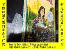 二手書博民逛書店Ella罕見Enchanted魔法灰姑娘 英文原版Y12498