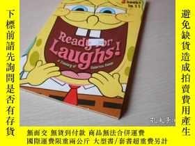 二手書博民逛書店Ready罕見for Laughs!, a treasury o