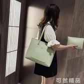 高質感包包女新款上課ins百搭單肩側背包學生大容量手提包袋 可然精品