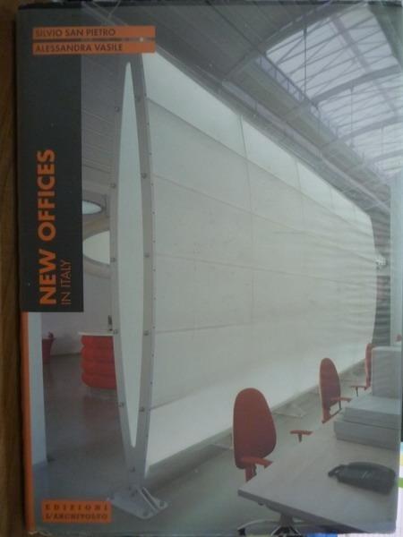 【書寶二手書T2/建築_QXQ】New Offices in Italy_Silvio San Pietro