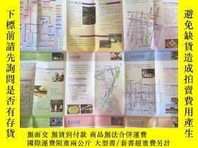 二手書博民逛書店臺北市觀光地圖罕見臺北市地圖Y26928 臺北