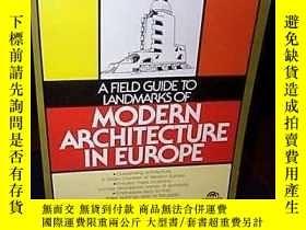二手書博民逛書店Field罕見Guide to Landmarks of Mod