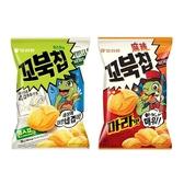 韓國 好麗友 烏龜玉米脆餅(80g) 款式可選【小三美日】  進口/零食/團購