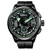 CITIZEN 星辰 光動能(CC7005-16E) GPS 限量 鈦金屬 男錶