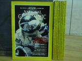 【書寶二手書T6/雜誌期刊_RGV】國家地理_1986/1~10月間_共8本合售_Soviet in space等