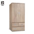 【多瓦娜】MIT-3X6三抽衣櫃/衣櫥-18048-WA