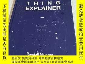 二手書博民逛書店Thing罕見Explainer: Complicated Stuff In Simple Words (硬精裝)