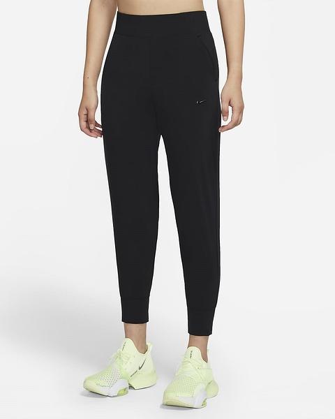 NIKE系列-Bliss Luxe 女款黑色運動訓練長褲-NO.CU4612010