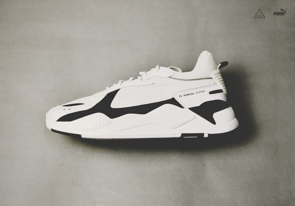 ISNEAKERS Puma RS-X Core 白 黑 女鞋 泫雅 老爹鞋 369666-01