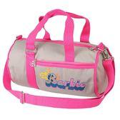 過季商品一折出清!BARBIE 甜心芭比系列側背手提兩用包(灰) BA620908GY