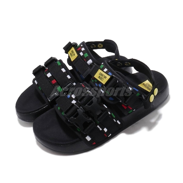 Puma 涼拖鞋 Leadcat Chinatown Market 黑 彩色 男鞋 女鞋 聯名 拖鞋【PUMP306】 37018801