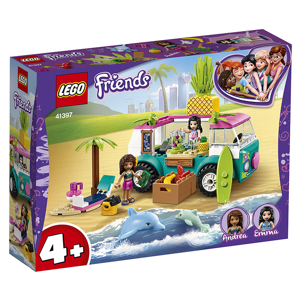 樂高積木 LEGO《 LT41397 》Friends 姊妹淘系列 - Juice Truck╭★ JOYBUS玩具百貨