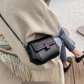 斜背包高級感小包包女2020新款潮側背斜背包時尚百搭2020網紅夏天鍊條包 suger