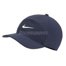 Nike 帽子 Golf AeroBill Legacy91 藍 高爾夫球帽 可調式設計 遮陽 排汗【ACS】 AJ5463-451