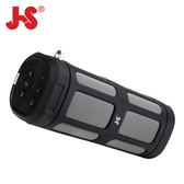 JS 淇譽 JY1012 運動型多功能藍牙音箱(黑)
