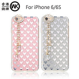 WK Design香港潮牌 克拉克手機保護殼(iPhone 6S) (OS 小舖)