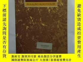 二手書博民逛書店BEGINNING罕見LIVESY431619 ROSALIND HURSTHOUSE BLACKWELL