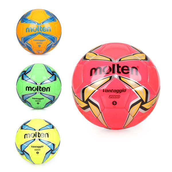 Molten #5合成皮足球(訓練 5號球 免運 ≡排汗專家≡