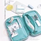 便攜好找 分類收納 燒餅包國譽筆袋大容量 柔軟燈芯絨手賬工具包 黛尼時尚精品