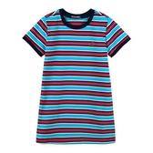 『小鱷魚童裝』條紋洋裝(08號~16號)535350