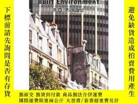 二手書博民逛書店Conservation罕見in the Built Envir