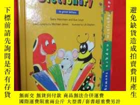 二手書博民逛書店Jolly罕見Dictionary in Print Lette