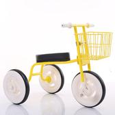 款三輪車2-4歲簡易腳踏車輕便小孩玩具車自行車 中秋節全館免運HM