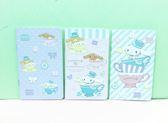 【震撼精品百貨】大耳狗_Cinnamoroll~Sanrio 大耳狗喜拿筆記本3入#64708