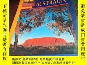 二手書博民逛書店A罕見Souvenir of AustraliaY333530