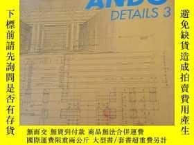 二手書博民逛書店TADAO罕見ANDO DETAILS 3Y179070 DETAILS DETAILS