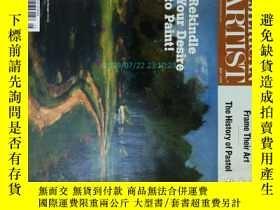 二手書博民逛書店AMERICAN罕見ARTIST 2006 05 藝術雜誌原版外