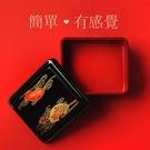 便當盒 日式特色鰻魚飯盒壽司盒圓形帶蓋便當盒餐盒送餐盒點心盒壽司料理-享家