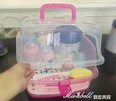 奶粉儲物盒 嬰兒奶瓶收納箱瀝水晾干架寶寶餐具便攜式奶粉儲存盒防塵帶蓋抗菌   蜜拉貝爾