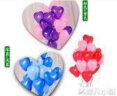 結婚禮婚房裝飾品婚慶浪漫房間佈置心形氣球生日派對求婚心型套餐      非凡小鋪