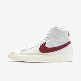 Nike Blazer Mid 77 Vntg [BQ6806-102] 男鞋 運動 休閒 籃球 復古 耐穿 穿搭 白紅